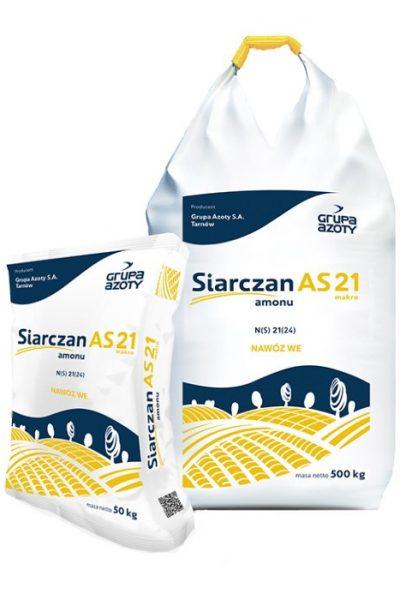GRUPA AZOTY Сульфат амонію (AS21 macro)