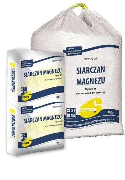 SIARKOPOL Сульфат магнію 21-36