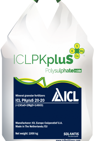 ICL PKpluS 20-20 (+2MgO+15CaO+14SO3)
